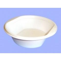 Миска суповая белая
