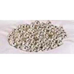 Посыпка Шарики серебр, 2 мм