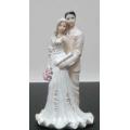 Свадебная пара 28312, 15, 5см