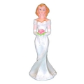 Свадебная фигурка Невеста 18 см