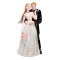 Свадебная пара 10058, 15 см