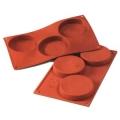 Формы силиконовые SF 042 Диски для торта