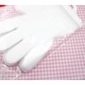 Перчатки одноразовые п/э, L, 100 шт
